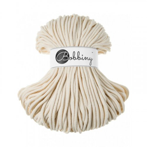 Bobbiny Premium 5mm - natural