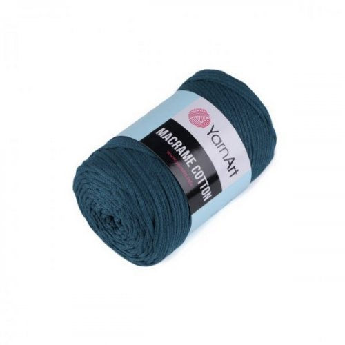 Macrame Cotton 783, petrol